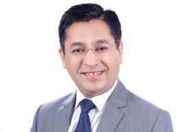 Ashish Gulati, Country Head, Telit India